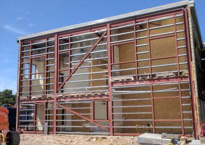 steel frame 3