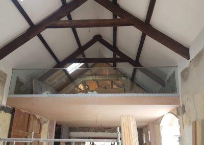 internal balustrade